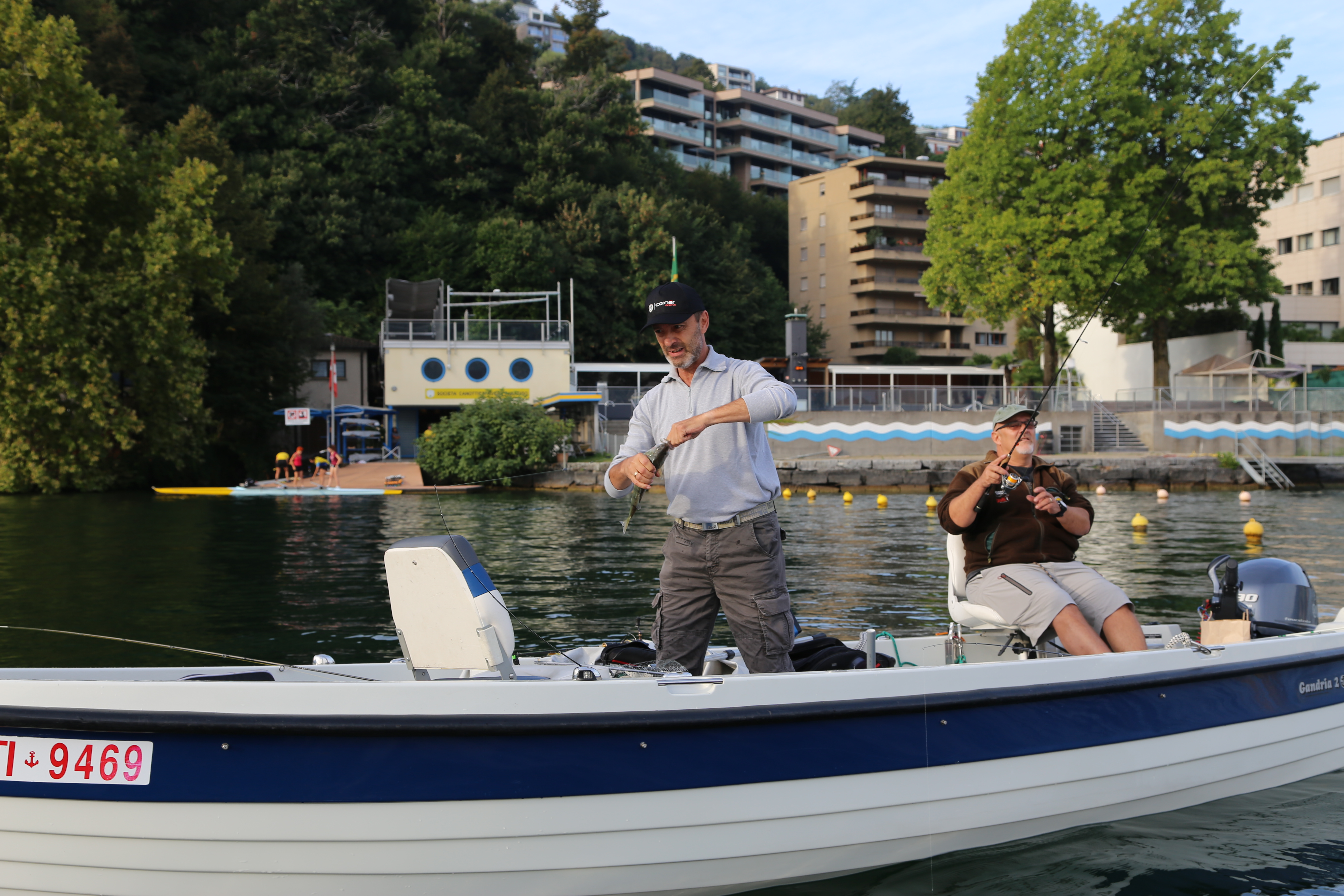 "TROFEO LISCA ""MEMORIAL GIANNINO"" – in pesca"