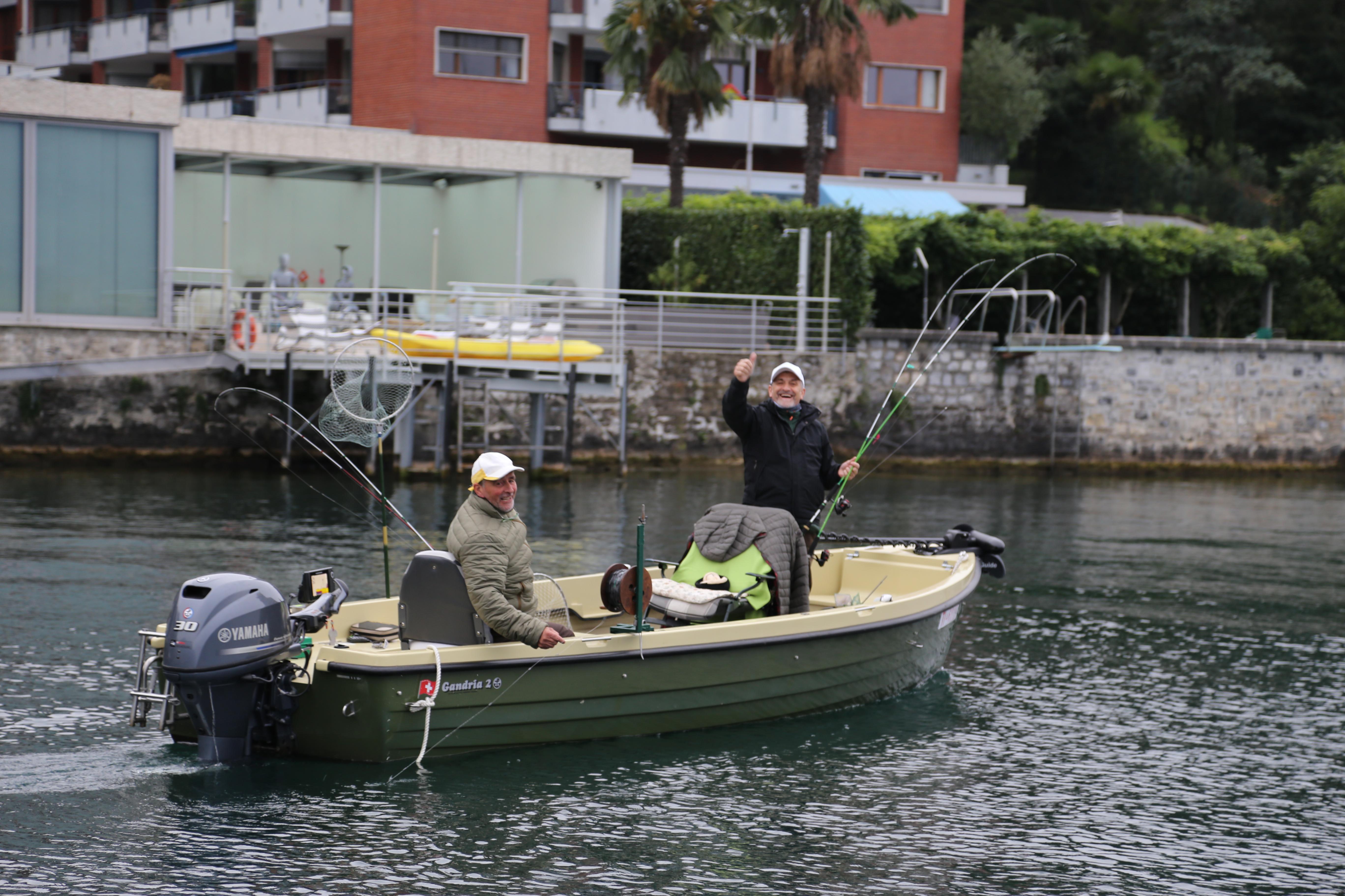 "TROFEO LISCA SWISS FISHING 2019 ""MEMORIAL GIANNINO"" In Pesca"""