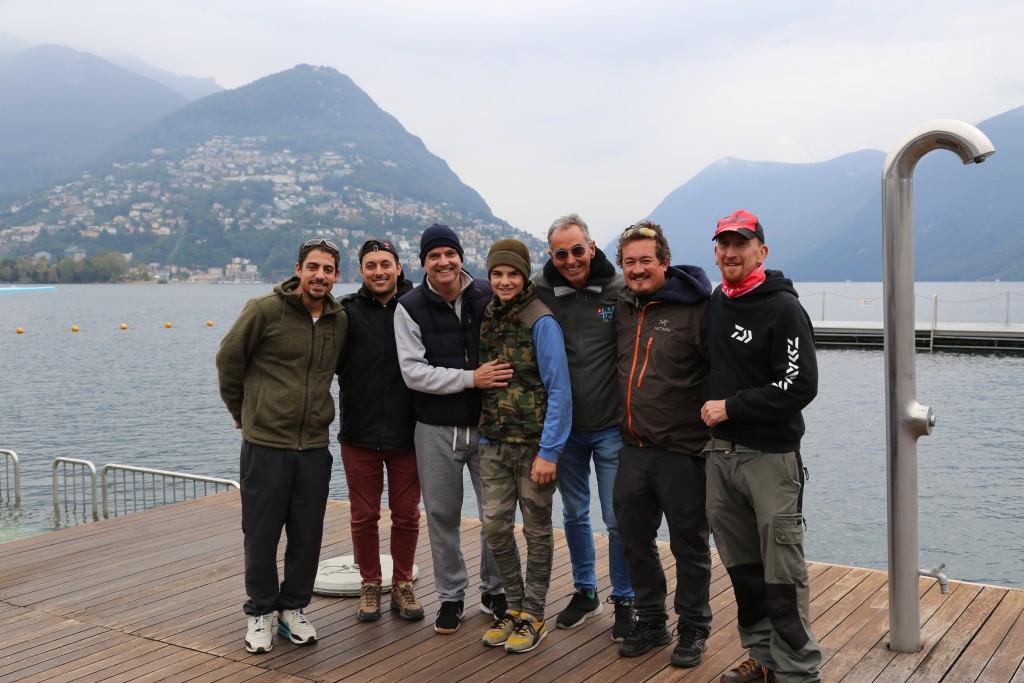 "TROFEO LISCA SWISS FISHING 2019 ""MEMORIAL GIANNINO ""Premiazione"""