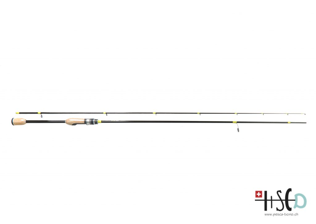 LISCA SWISS FISHING GR8 2.0 SPINNING ROD