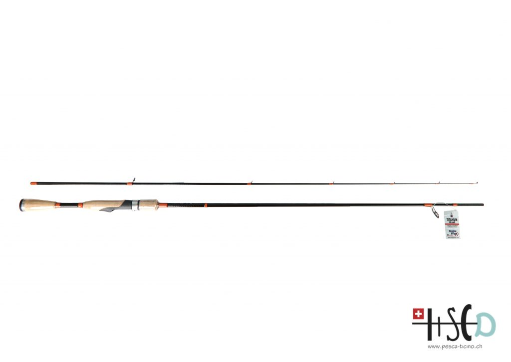 LISCA SWISS FISHING GR7 SPINNING ROD