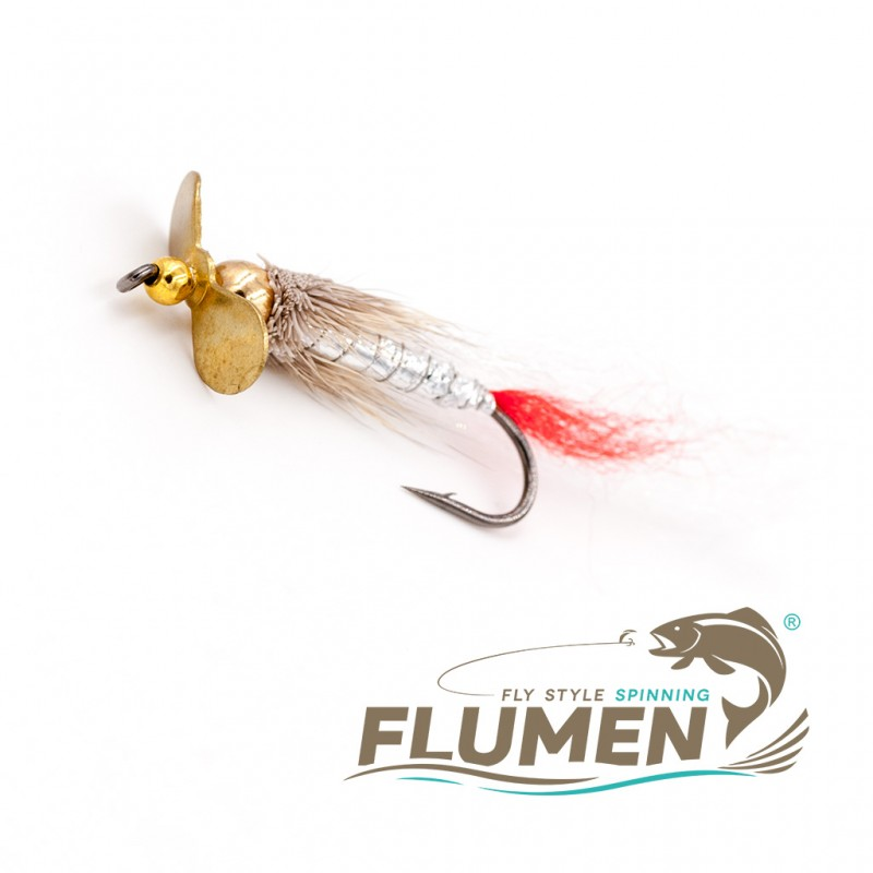 FLUMEN PROPSTREAMER 2 MAD 2 MUDDLER
