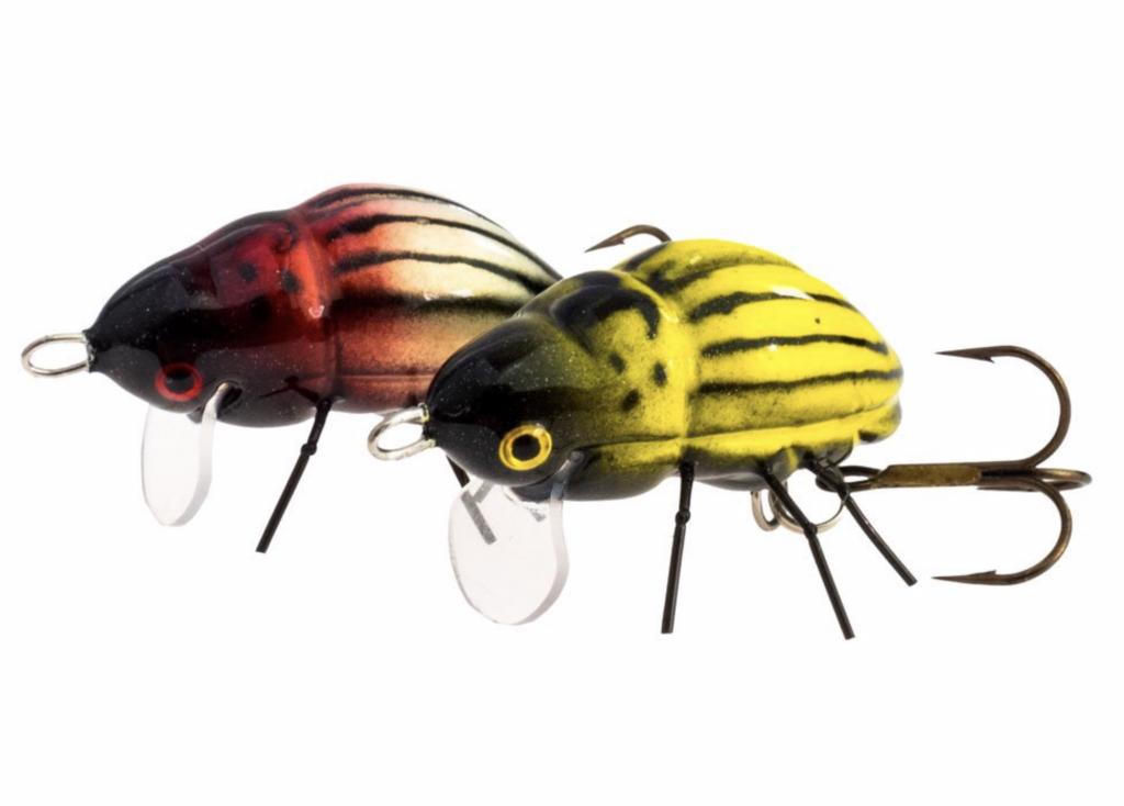 MICROBAIT LURES COLORADO BEETLE