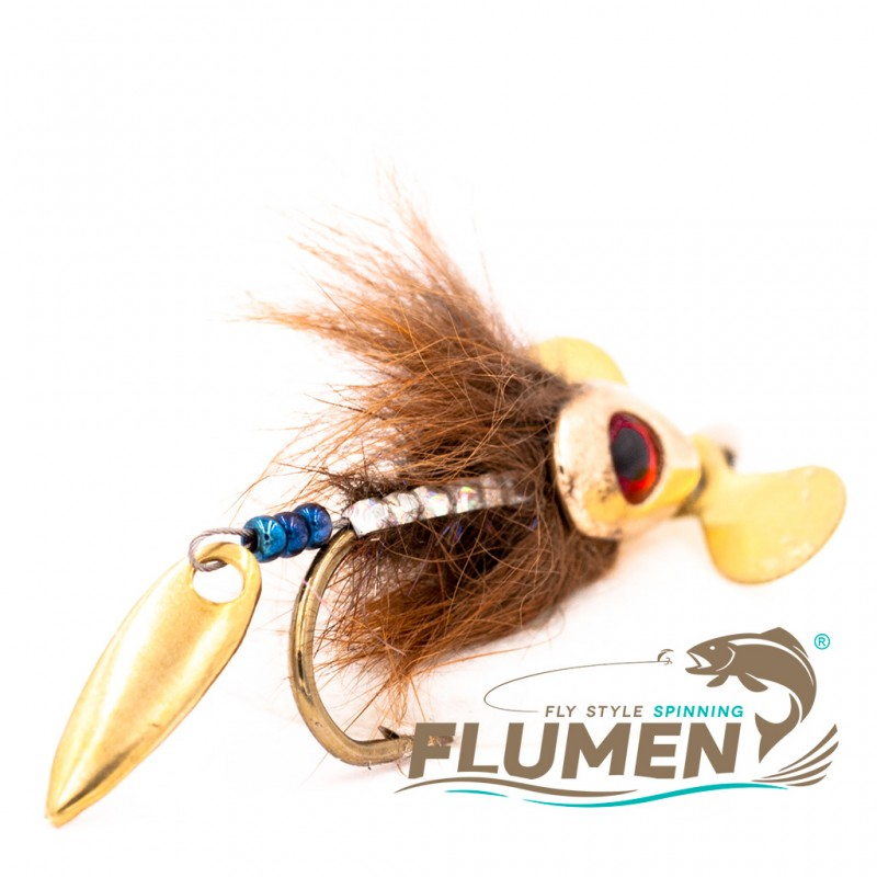 FLUMEN PROPSTREAMER BIG HEAD