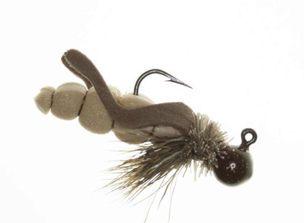 KN KRYSTIAN NIEMY  MICRO JIG  HOPPER BROWN