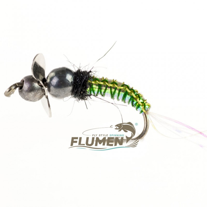 FLUMEN SPINNYMPH QUEEN OF CREEKS