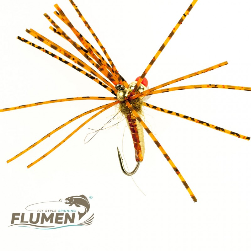 FLUMEN JIG NYMPH TACTICAL WEAPON